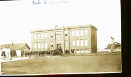 CANADA SHAUNAVON  EN 1922    PHOTO CARTE L ECOLE - Saskatchewan