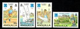 ANGUILLA 2004  ATHENS OLYMPIC GAMES  SET MNH - Anguilla (1968-...)