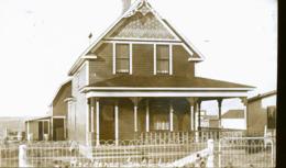 CANADA SHAUNAVON  EN 1922    PHOTO CARTE - Saskatchewan