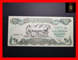 IRAQ 25 Dinars 1990  P. 74  UNC - Iraq
