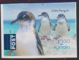 AUSTRALIA, 2019, MNH,BIRDS, FLIGHTLESS BIRDS, PENGUINS, 1v SA Ex. BOOKLET - Pinguïns & Vetganzen