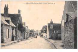 41 . N° 45784 . Cellettes.rue De Blois - Other Municipalities