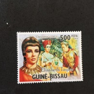 GUINEA-BISSAU. ELIZABETH TAYLOR. CLEOPATRA. MNH. 5R1103B - Actors