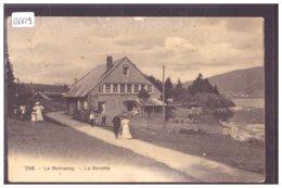 DISTRICT DE LA VALLEE - LE ROCHERAY - LA BUVETTE - ( FROISSURES ) - VD Vaud