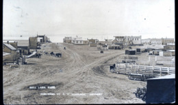 CANADA SHAUNAVON  EN 1922    PHOTO CARTE GULL LAKE - Other