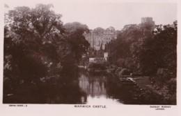 AO32 Warwick Castle - C1913 RPPC - Warwick