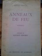 Anneaux De Feu ROBERT VIDALIN Les éditions Du Scorpion 1954 - Boeken, Tijdschriften, Stripverhalen