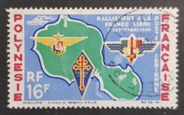 1964 Airmail, Polynesie, France, Republique Française, *,**, Or Used - Französisch-Polynesien