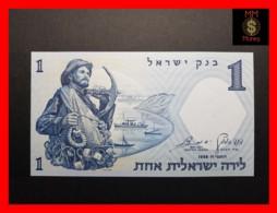 ISRAEL 1  Lira 1958  P. 30  Red Serial  UNC - Israël