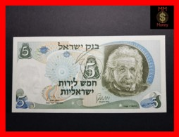 ISRAEL 5  Lirot  1968  P. 34 Red Serial  UNC - Israel