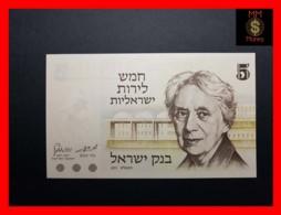 ISRAEL 5  Lirot  1973  P. 38  UNC - Israel
