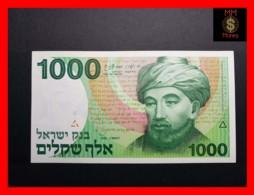 ISRAEL 1.000 1000 Sheqalim 1983  P. 49 B  XF - Israël