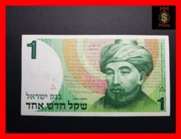 ISRAEL 1 New Sheqel 1986  P. 51 A  XF - Israel