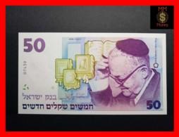 ISRAEL 50  New Sheqalim 1998  P. 58 *COMMEMORATIVE*   UNC - Israël