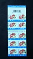 COB B82** Neuf – 2007 - Carnet De Timbres-poste – Fleurs – Tulipe Peach Bossom - Carnets 1953-....