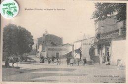 33 - Carte Postale Ancienne De CAMBES  Avenue Du Petit Port - Francia