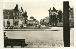 59 - VALENCIENNES / PLACE DE LA REPUBLIQUE VERS LA RUE DE LILLE - Valenciennes
