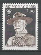 MONACO ANNEE 1982 N°1334 NEUF** NMH - Unused Stamps