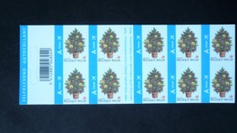 COB B84** Neuf – 2007 - Carnet De Timbres-poste – Noël Et Nouvel An – International - Carnet De 10 Timbres Autocollant - Carnets 1953-....