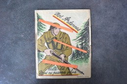 RARE Document Tract Original PROPAGANDE ARMEE BELGE BATAILLE ARDENNES 1944 1945 GUERRE FROIDE? - Documents