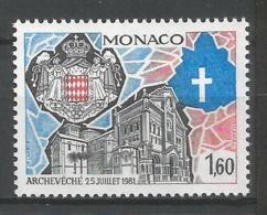 MONACO ANNEE 1982 N°1331 NEUF** NMH - Unused Stamps