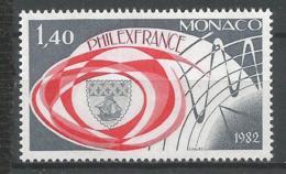 MONACO ANNEE 1982 N°1328 NEUF** NMH - Unused Stamps