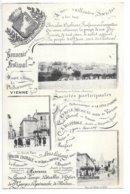 Cpa...Saint-jean-de-Bournay...(Isère)..a Nos Vaillantes Sociétés...9 Juin 1907... - Saint-Jean-de-Bournay
