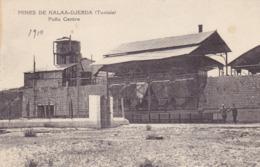 CPA TUNISIE - Kalâat Khasba (arabe : القلعة الخصبة), Anciennement Dénommée Kalâa Djerda - Les Mines - Puits Centre 1910 - Tunisie