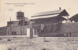CPA TUNISIE - Kalâat Khasba (arabe : القلعة الخصبة), Anciennement Dénommée Kalâa Djerda - Les Mines - Puits Centre 1910 - Tunisia