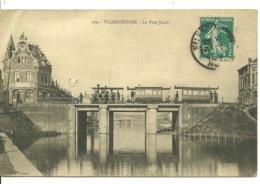 59 - VALENCIENNES / LE PONT JACOB - PASSAGE DU TRAIN - Valenciennes