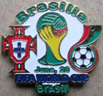 Pin FIFA 2014 Group G Portugal Vs Ghana - Fútbol
