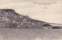 CPA TUNISIE - Kalâat Khasba (arabe : القلعة الخصبة), Anciennement Dénommée Kalâa Djerda - Les Mines - El Sif En 1910 - Tunisia
