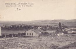 CPA TUNISIE - Kalâat Khasba (arabe : القلعة الخصبة), Anciennement Dénommée Kalâa Djerda - Les Mines La Direction En 1910 - Tunisia