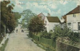LONDON - HENDON, BELL LANE  1908 Lo110 - London Suburbs