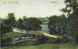 LONDON - HENDON, THE BRIDGE  1905 Lo103 - London Suburbs