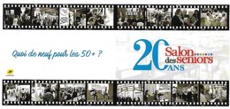 FRANCE CARNET COLLECTOR 20E SALON DES SENIORS NON PLIE TB VOIR SCANS - France