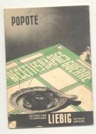 """Livre De Cuisine """" LIEBIG """" Recettes D'après Guerre 40/45 - 1946(b268) - Gastronomie"""