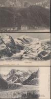 "CHAMONIX  ""74"" __TROIS VUES DE CHAMONIX - Chamonix-Mont-Blanc"