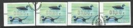 Aland, Reeks 22 Automaatzegels, Gestempeld - Aland