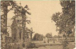 203. Braine-le-Comte  -  Eglise Et  Presbytère - Braine-le-Comte