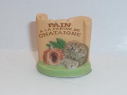 FEVE LES PAINS SPECIAUX, PAIN A LA FARINE DE CHATAIGNE - Fèves