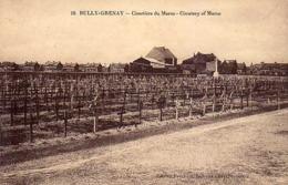 62 - BULLY-GRENAY - Cimetière Du Maroc - - Frankrijk