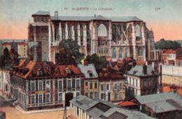 02-SAINT QUENTIN-N°T2542-B/0335 - Saint Quentin