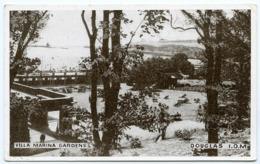 ISLE OF MAN : DOUGLAS - VILLA MARINA GARDENS - Isle Of Man