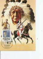 Indiens D'Amérique ( CM D'Allemagne De 1987 à Voir) - American Indians