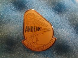 Pin's Pin S Andernos Les Bains - Golf