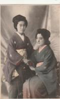 *** JAPON - JAPAN ***    Japonaise En Costume Traditionel - Unused TTB/so Nice - Japon
