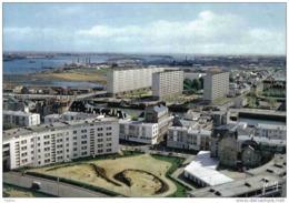 Carte Postale 56. Lorient  Vue D'avion Trés Beau Plan - Lorient