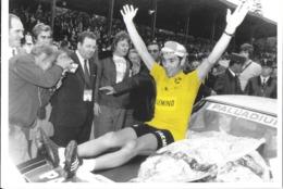 SPORT CYCLISME TOUR DE FRANCE EDDY MERCKX VAINQUEUR DU TOUR DE FRANCE 1970  EDIT. PLAIZIER VÉLO MAILLOT JAUNE - Cyclisme