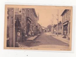 Rue Centrale - Oradour Sur Glane